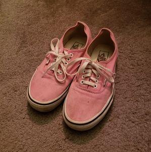 Pink [Vans]